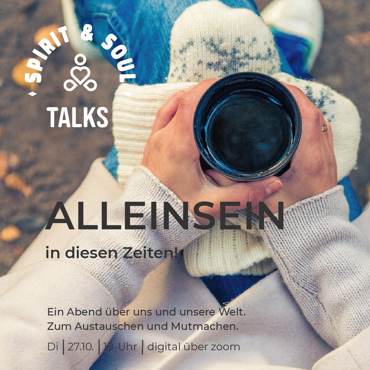 200929_S&S_Talks_Alleinesein