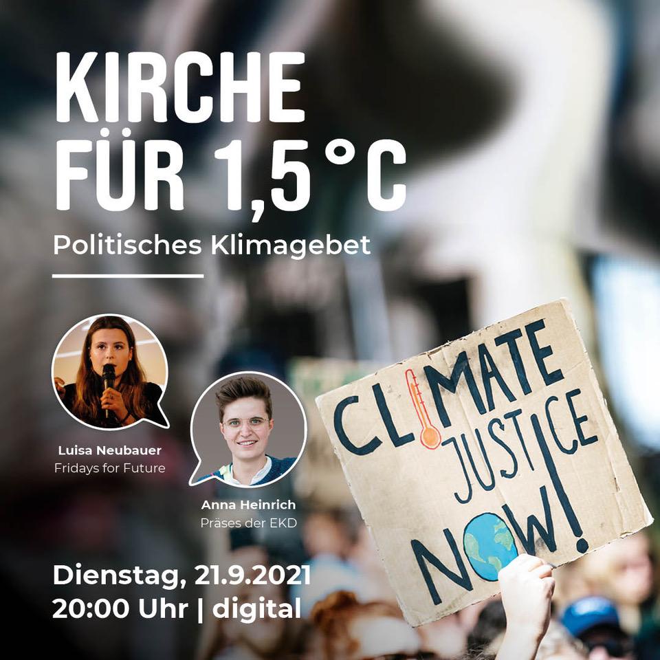 SharePic_Politisches Klimagebet